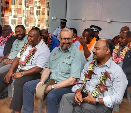 Pm Marape Commended By Solomon Islands And Png Business Leaders